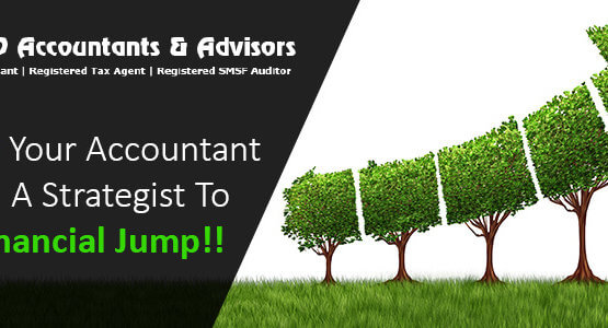 5 Ways your accountant can be a strategist to your financial Jump!!